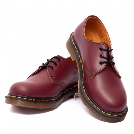 Dr Martens 1461 3 Eye Cherry Red Original