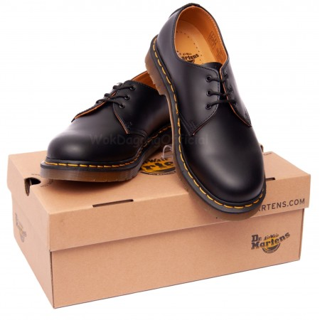 Dr Martens 1461 3 Eye Black Original
