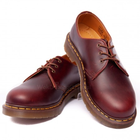 Dr Martens 1461 3 Eye Redwine Original