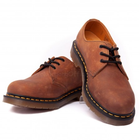Dr Martens 1461 3 Eye Crazy Horse Original