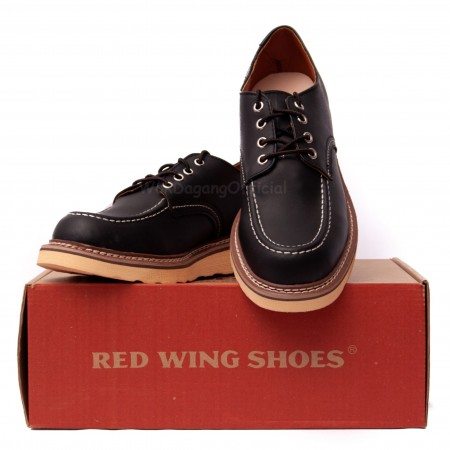 Red Wing Low Cut 8106 Black