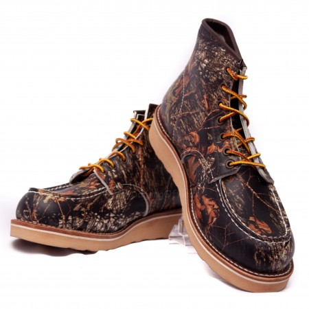 Red Wing 8875 Camo