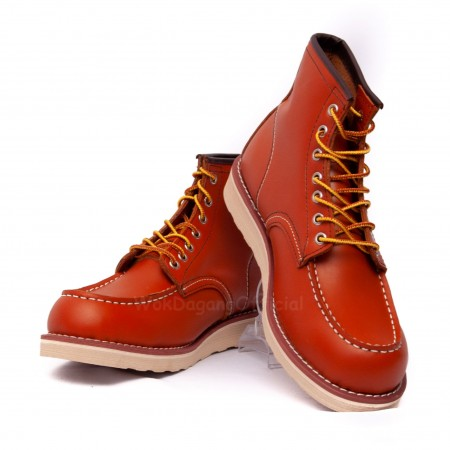 Red Wing 8875 Light Coffee