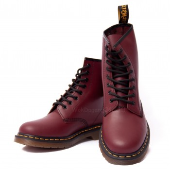 Dr Martens 1460 8 Eye Cherry Red Original