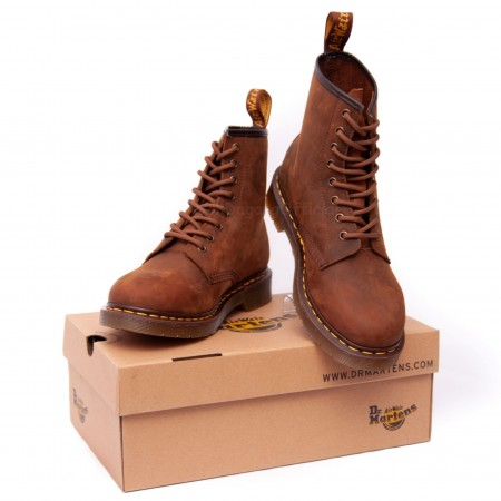 Dr Martens 1460 8 Eye Dark Coffee Original