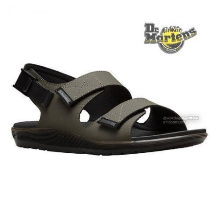 Dr Martens Sandal Men's Dark Taupe Original